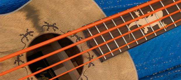 BP 5/2011 Test: Ortega Bass-Ukulele Rlizard-BS