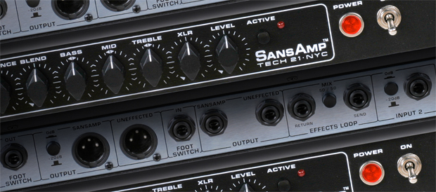 Test: Tech 21 Sansamp RBI