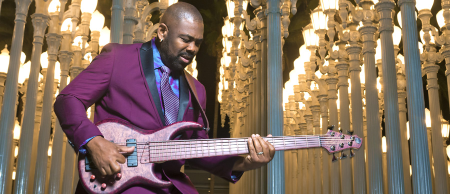 Bass Professor 4/2015, Story: Story: Andrew Gouche [Prince]