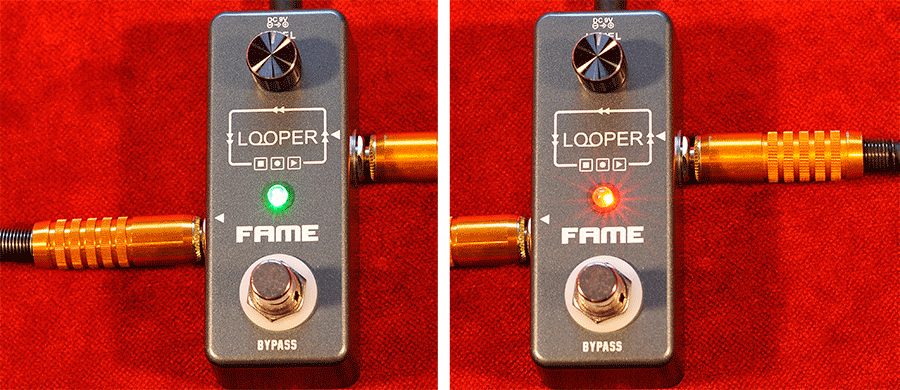 Bass Professor 3/2017 FAME Mini Looper